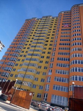 Жилой комплекс «Дом под Солнцем» в Адлерском районе Сочи